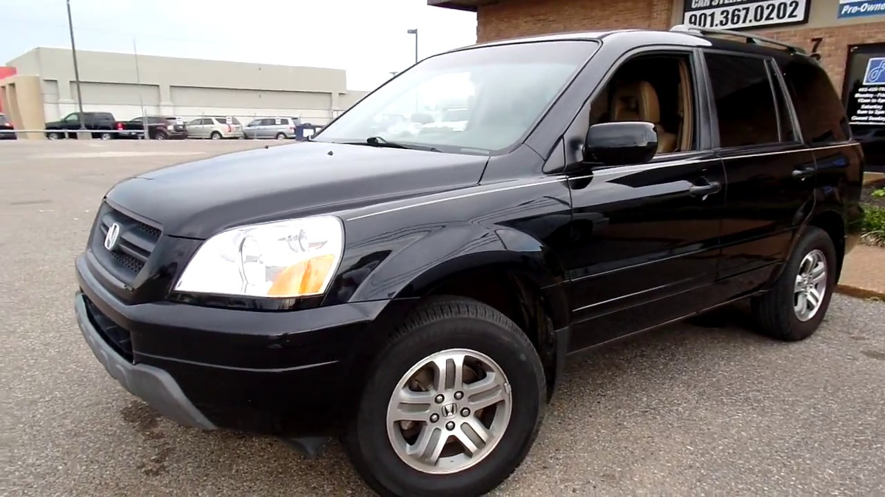 2004 honda pilot ex l for sale youtube. Black Bedroom Furniture Sets. Home Design Ideas
