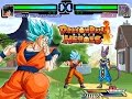 Goku SSGSS by LegendTTA (Super Saiyan God Blue) DBH M.U.G.E.N