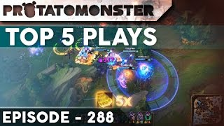 League of Legends Top 5 Plays Week 288