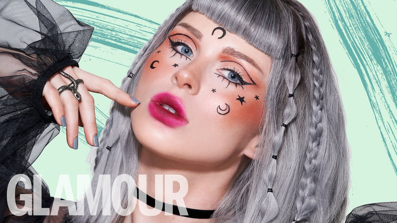 Glamour Tutorials: The Mystic Witch | GLAMOUR UK x BOOTS UK