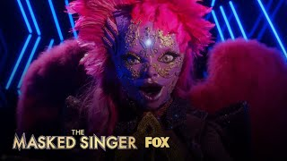 The Clues: Night Angel | Season 3 Ep. 10 | THE MASKED SINGER