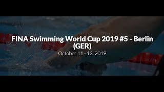 FINA Swimming World Cup 2019 Live, Results, News And TV Coverage