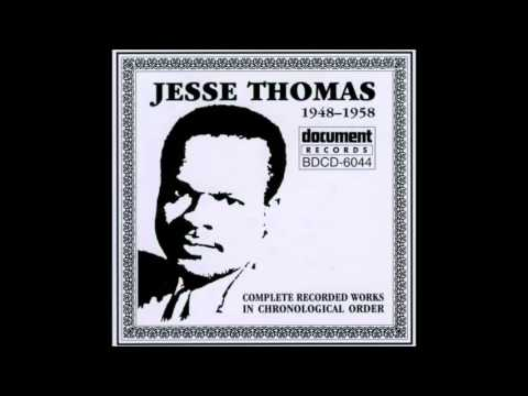Jesse Thomas - Same Old Stuff