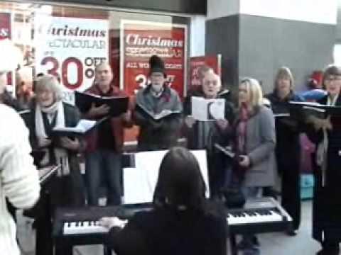 Nuneaton Singers at Ropewalk Nuneaton