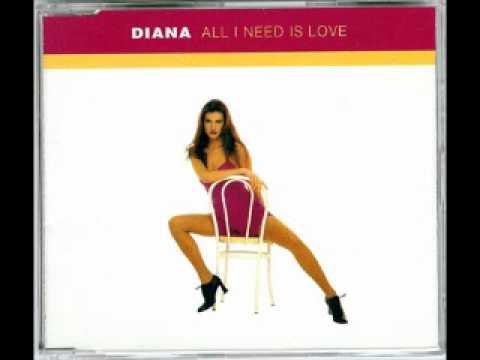 Diana - All I Need Is Love (Spherika Remix)
