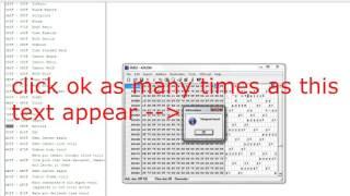 Hex editing tutorial - NFS Carbon Secret Vinyls