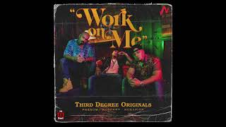 Work on Me - TDO (Third Degree Originals) | Official Motion Poster | 9 Apr 2021