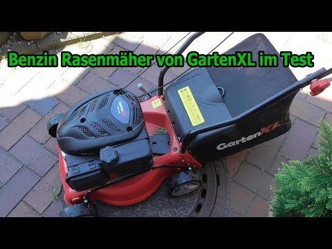Günstiger Rasenmäher Im Test Benzin Rasenmäher 16lp 123 S Von