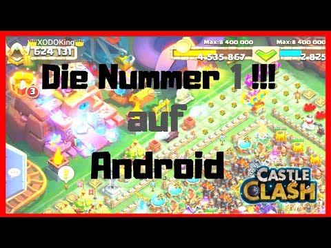 Die Deutsche 1 ! Auf Android Server | Castle Clash