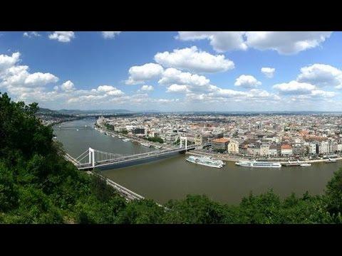Gellert Hill and Statue, Citadel, Budapest