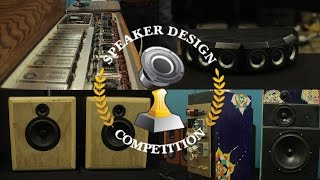 speaker building competition 2016 parts express midwest audiofest