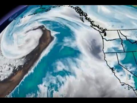 Did Recent Torrential Rains Help California's Historic Drought