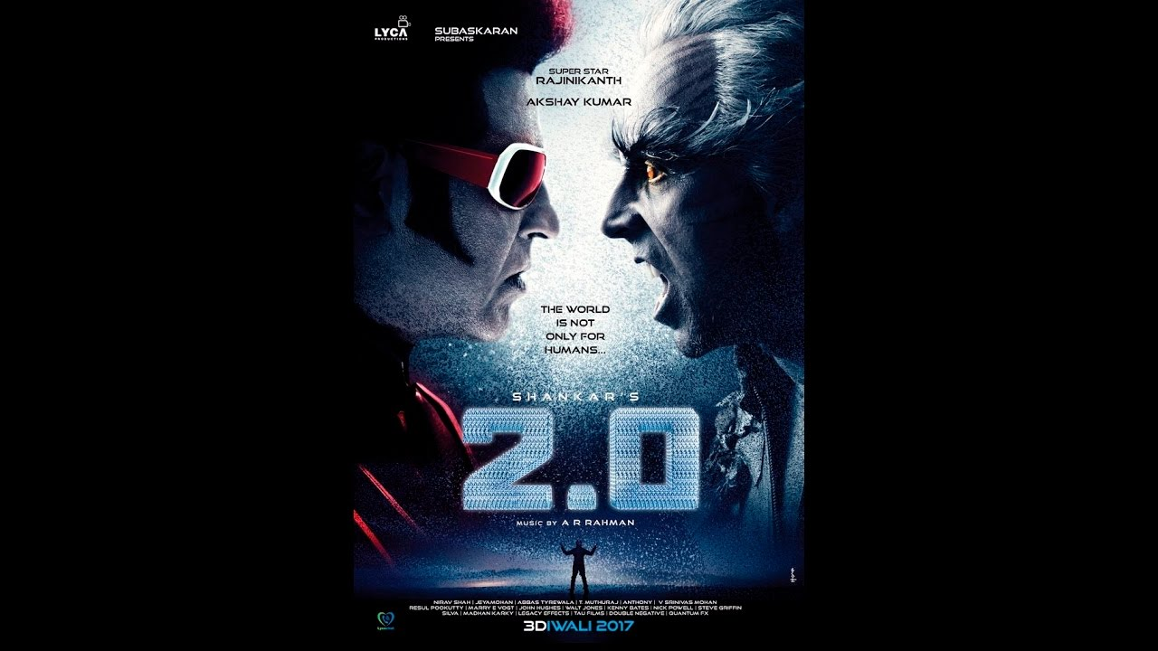 Download ROBOT 2 OFFICIAL TRAILER RELEASED