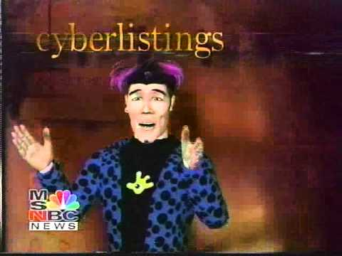 Leo Laporte as dev null The Site MSNBC July 29,1997 Cyberlistings