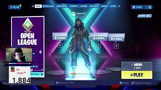 Fortnite Season 10 Map | Gifting Skin at 2k Subs (Fortnite Battle Royale LIVE)