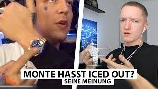 Justin reagiert auf Montes neue Rolex (Iced Out?) | Reaktion