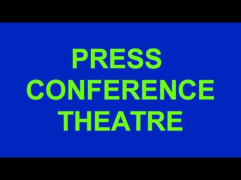 PRESS CONFERENCE THEATRE,Tomas Lagunavicius