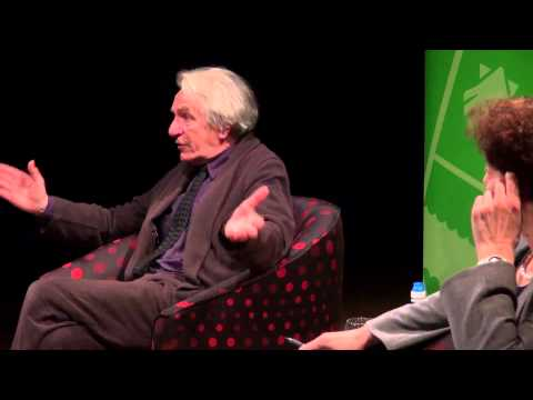 Jacques Rancière Q&A at CFAC, University of Reading