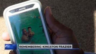 Public Visitation held for Kingston Frazier 05252017