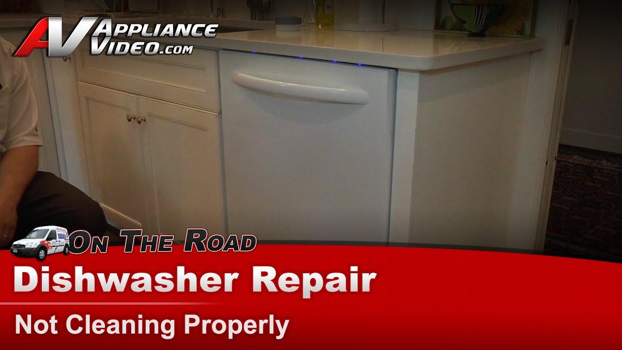 KitchenAid Whirlpool  Roper Dishwasher Repair  Not