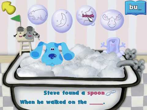 Blue's Clues: Blue's ABC Time Activities (PC Game)
