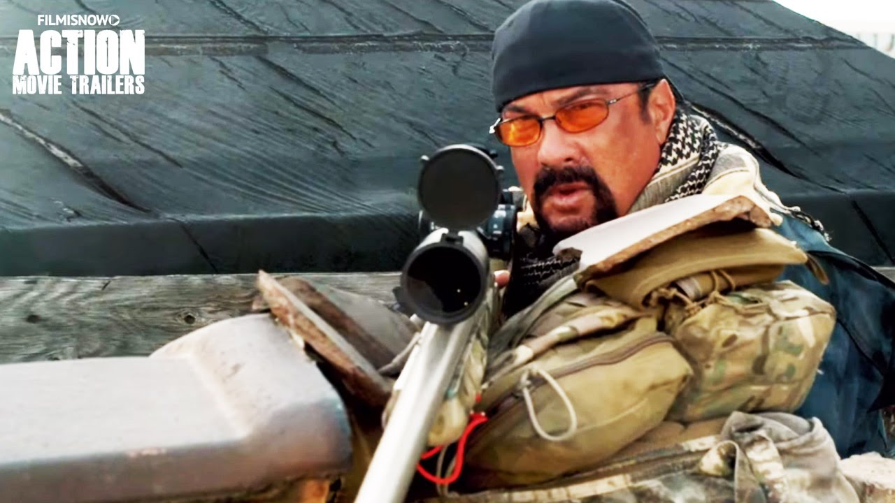 Steven Seagal stars in...