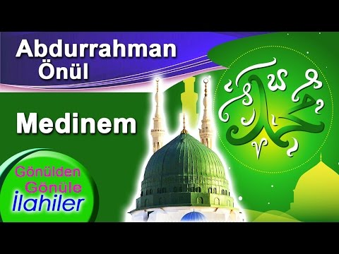 Abdurrahman Önül   Medinem Ilahisi #Zikirli Defli Ilahi