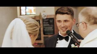 Marta i Karol - wzruszający film ślubny