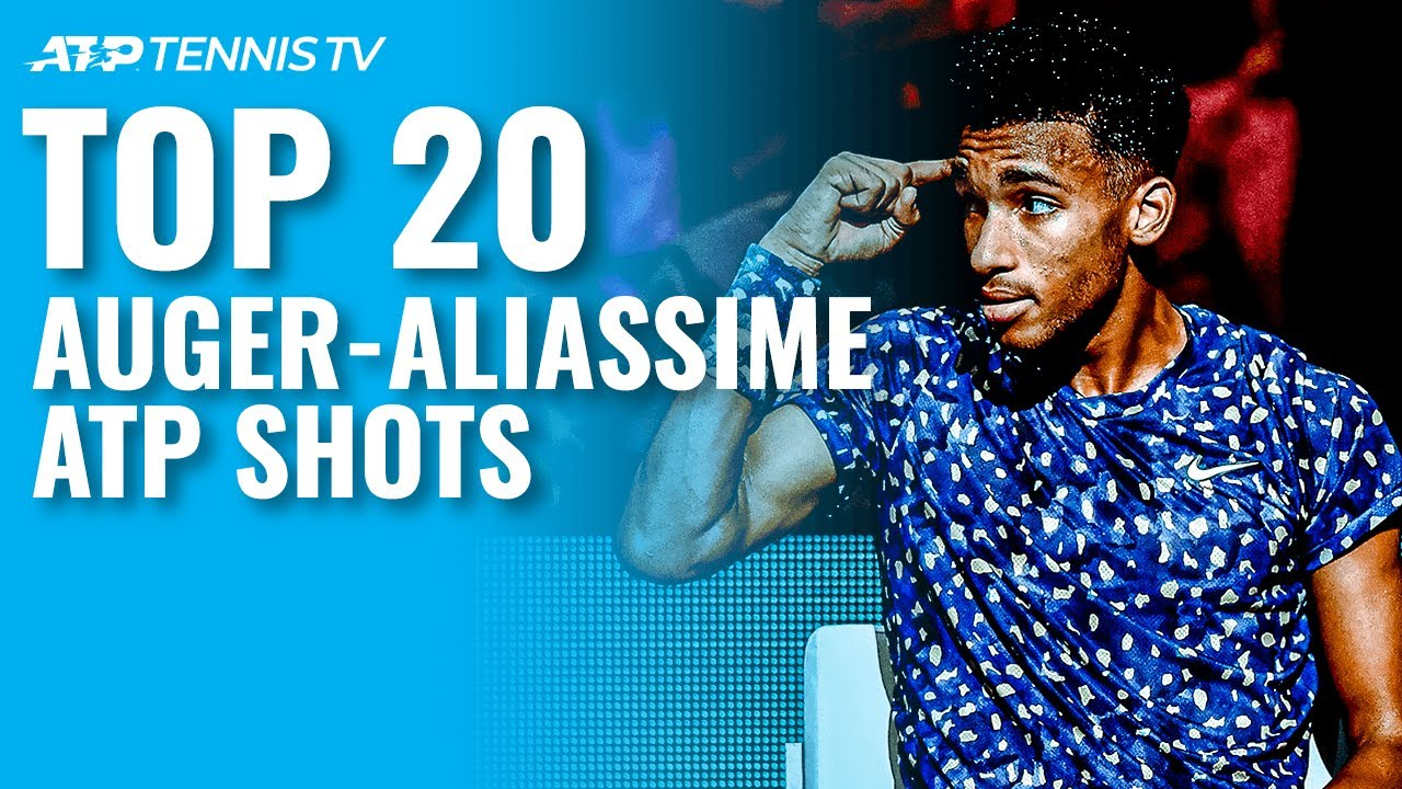 Felix Auger-Aliassime: Top 20 ATP Shots (So Far!)