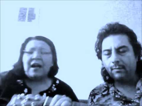 Roberto GUITARROYO Arroyo & Judy Zapien performing the Christmas Classic Silver Bells!