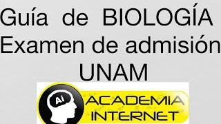 Guía de Biología UNAM