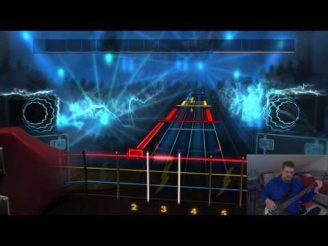 Rocksmith2014 Peter Schilling Major Tom (Bass cover)