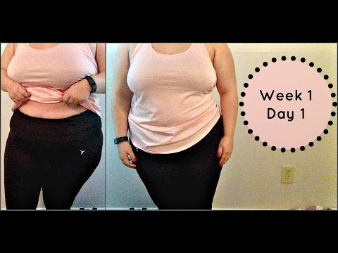 Week 1 Day 1 | Weight Loss Journey | Couch to 5k