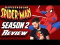 THE SPECTACULAR SPIDER-MAN: Season 2 Classic Review