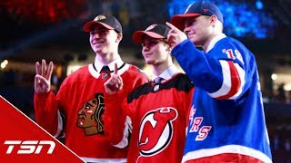 Dach on being drafted 3rd overall; 'This feeling is surreal'