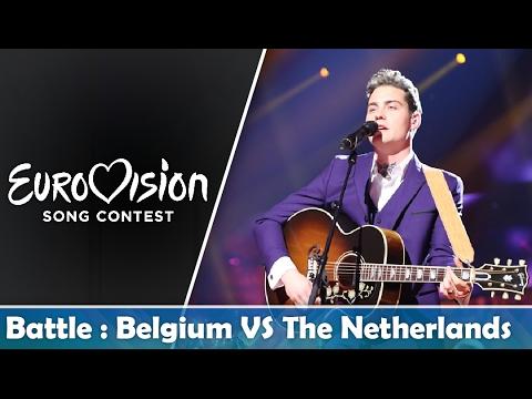 Battle | Belgium VS The Netherlands since 2010 | Eurovision