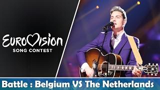 Battle | Belgium VS The Netherlands (2010-2016) | Eurovision