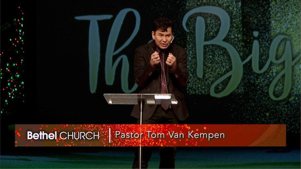 The Big Give Part 2 Pastor Tom Van Kempen Bethel Church