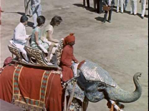 Jackie Kennedy's Asian Journey (1962) * Full Length Documentary