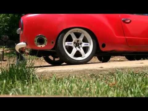 68 Ghia WRX Spintech Sportsman idle /  revs