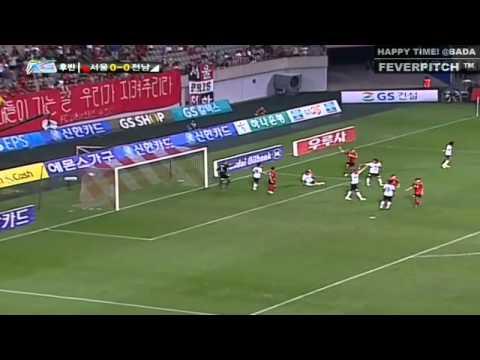 2011 K-League 21R - FC SEOUL vs CHUNNAM 110813