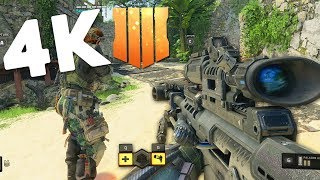 4K Gameplay of Black Ops 4 (What PC is supposed to look like)