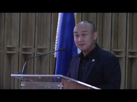 2nd EPDP Policy Forum: Dr. Ronald Mendoza (Ateneo School of Gov't) shares energy policy ideas