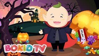 Bé Học Tiếng Anh | If You're a Vampire | Halloween Songs For Kids | Nhạc Thiếu Nhi Tiếng Anh BoKidTV