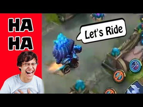 Mobile Legends Funny   WTF  Moments !!