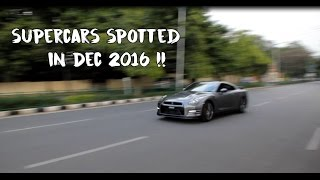 Dec 2016 Supercars Spotted in India (Bangalore) | #95