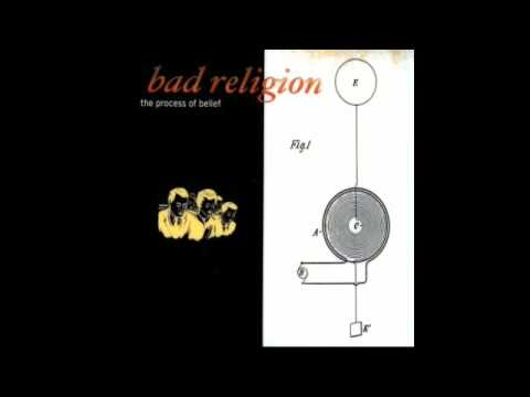 Bad Religion - Process of Belief - 03 - Can't Stop it
