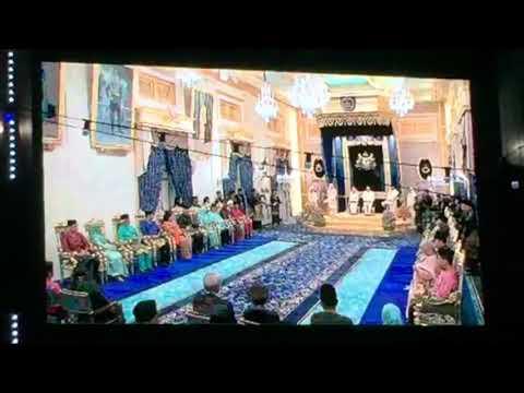 Rosmah Mansor @ Persandingan Tunku Aminah & Dennis Muhammad