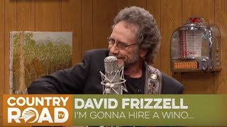 """David Frizzell sings """"I'm Gonna Hire a Wino to Decorate Our Home"""" o..."""