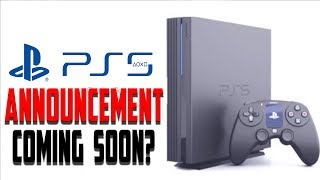 Is a PlayStation 5 Announcement Coming Sooner Than We Think?